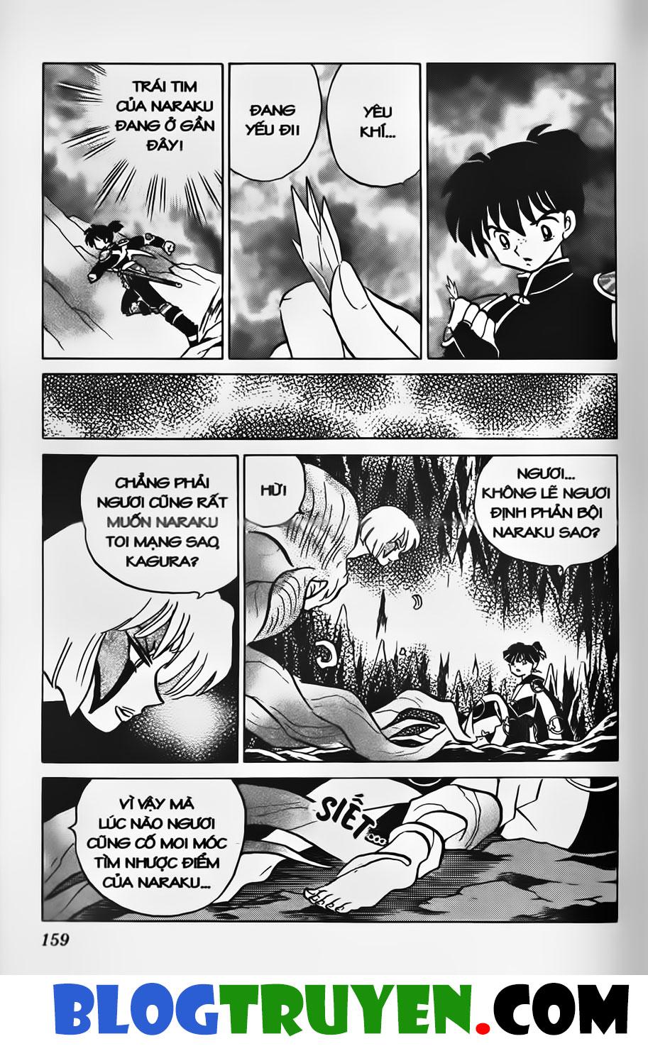 Inuyasha vol 37.9 trang 10