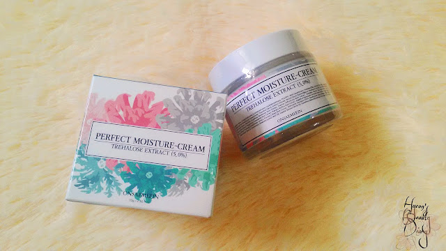 Review; ONSAEMEEIN's Perfect Moisture Cream