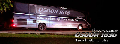 Mercedes benz Oh 1836 Royal Coach / Jetbus PO Nusantara