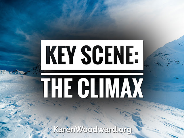 (NaNoWriMo Day 2): 2nd Key Scene: The Climax