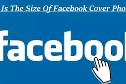 Facebook Photo Cover Size 2019