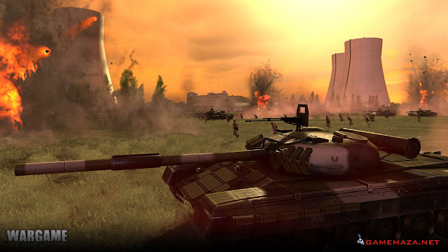 Wargame European Escalation Gameplay Screenshot 2