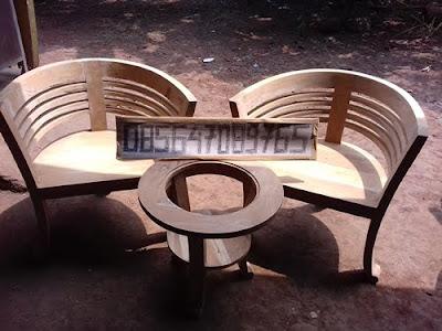 kursi teras cantik jati jepara paling murah dan berkualitas