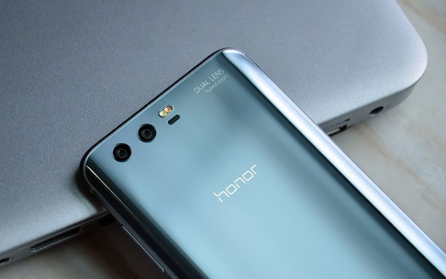 Honor 9 with stylish design
