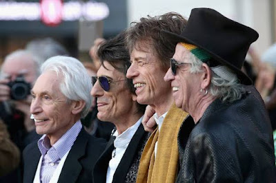 ROLLING STONES - Blue & lonesome 4