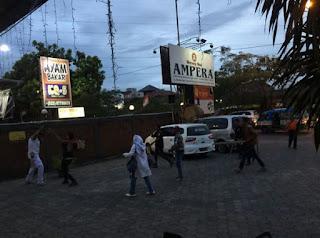 Massa FPI Diserang Usai Membubarkan Diri, Anggotanya di Warung Makan pun Dikeroyok Ormas GMBI