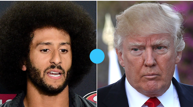 President Trump Wants Colin Kaepernick, Quarterback He Vilified, and Kanye West for Summit on Race