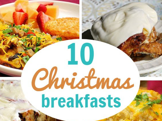 Recipe Roundup: Christmas Breakfasts
