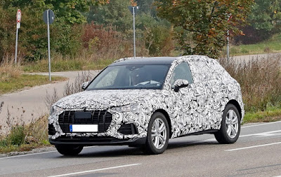 2019 Audi Q3: Date de sortie, Examen, Nouvelles