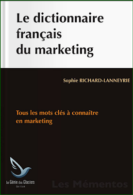 Le dictionnaire français du marketing PDF