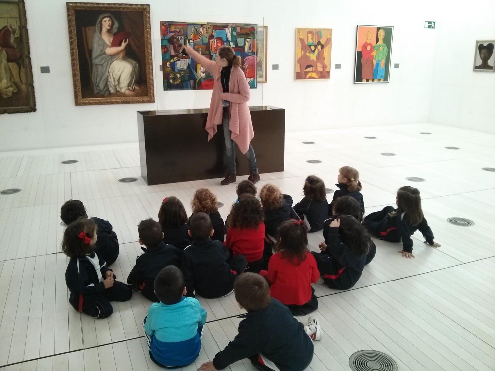 Educación Infantil en el Museo de Pontevedra