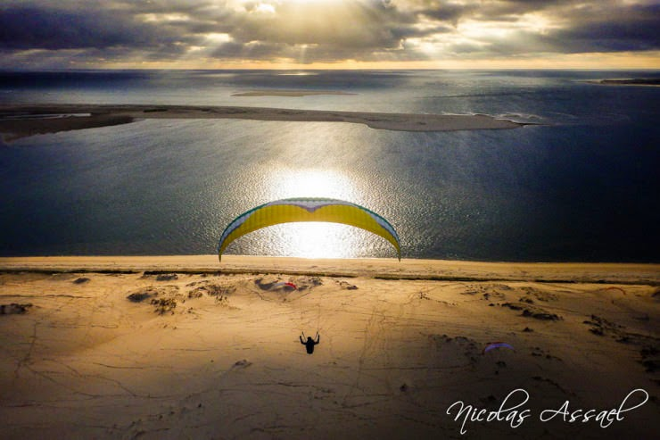 4. Dune du Pyla, Gironde, France - Top 10 Paragliding Sites