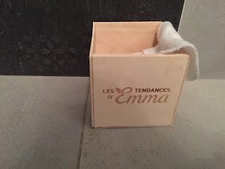 Cotons démaquillants réutilisables en bambou de la marque les tendances d'Emma pour la routine slow cosmétique visage