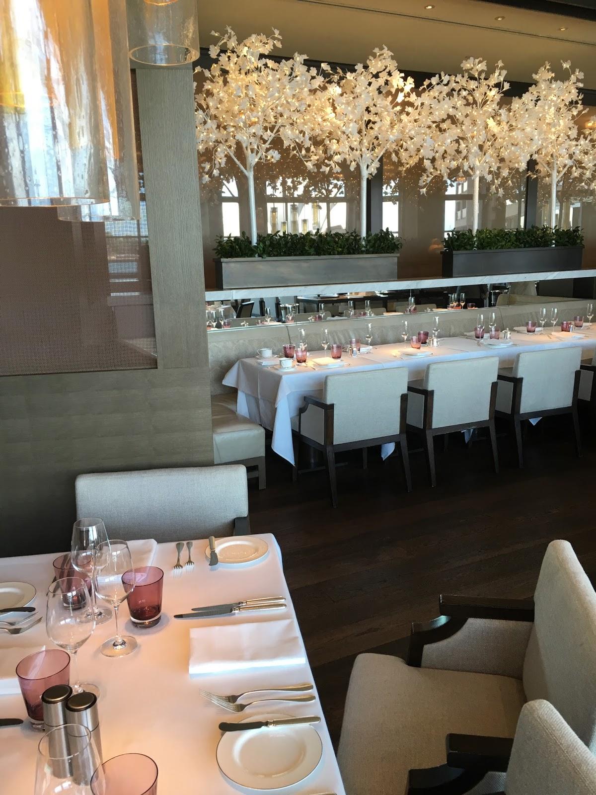 The Dining Room, Park Hyatt - Sydney Harbour