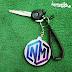 Gantungan Kunci NM Chain
