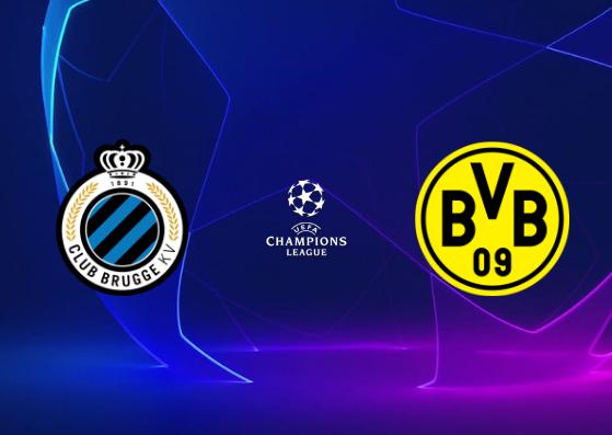 Club Bruges vs Borussia Dortmund Full Match & Highlights 18 September 2018