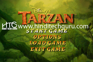 Tarzan Game Download for Pc