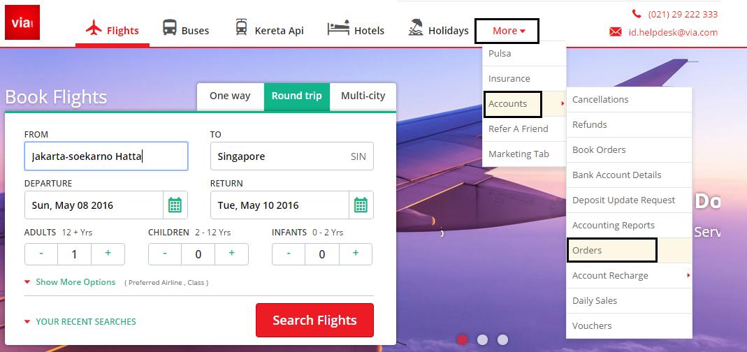 Via Com Sahabat Terbaik Travel Agent Cara Melakukan Reschedule Penerbangan Maskapai Lion Group