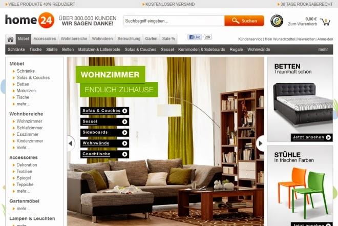 erfahrungsbericht meine erfahrungen mit home24. Black Bedroom Furniture Sets. Home Design Ideas