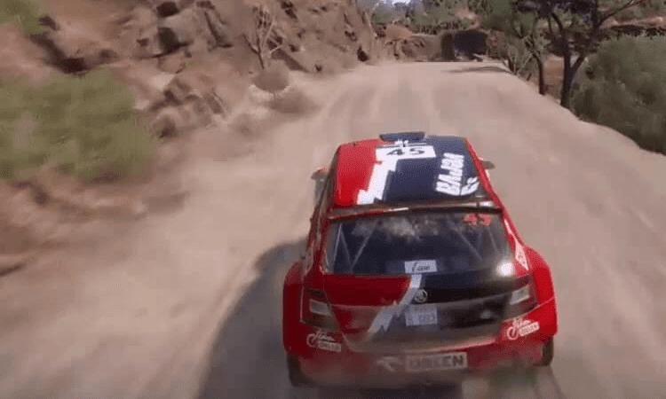 تحميل لعبة 2018 WRC 7 FIA World Rally Championship برابط مباشر