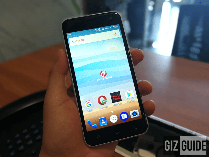 Cherry Mobile Flare J1 2017 Has A Very Durable LCD For PHP 2699