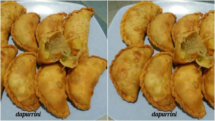 Resep Membuat Pastel Isi Sayuran by  Rini Hasrita