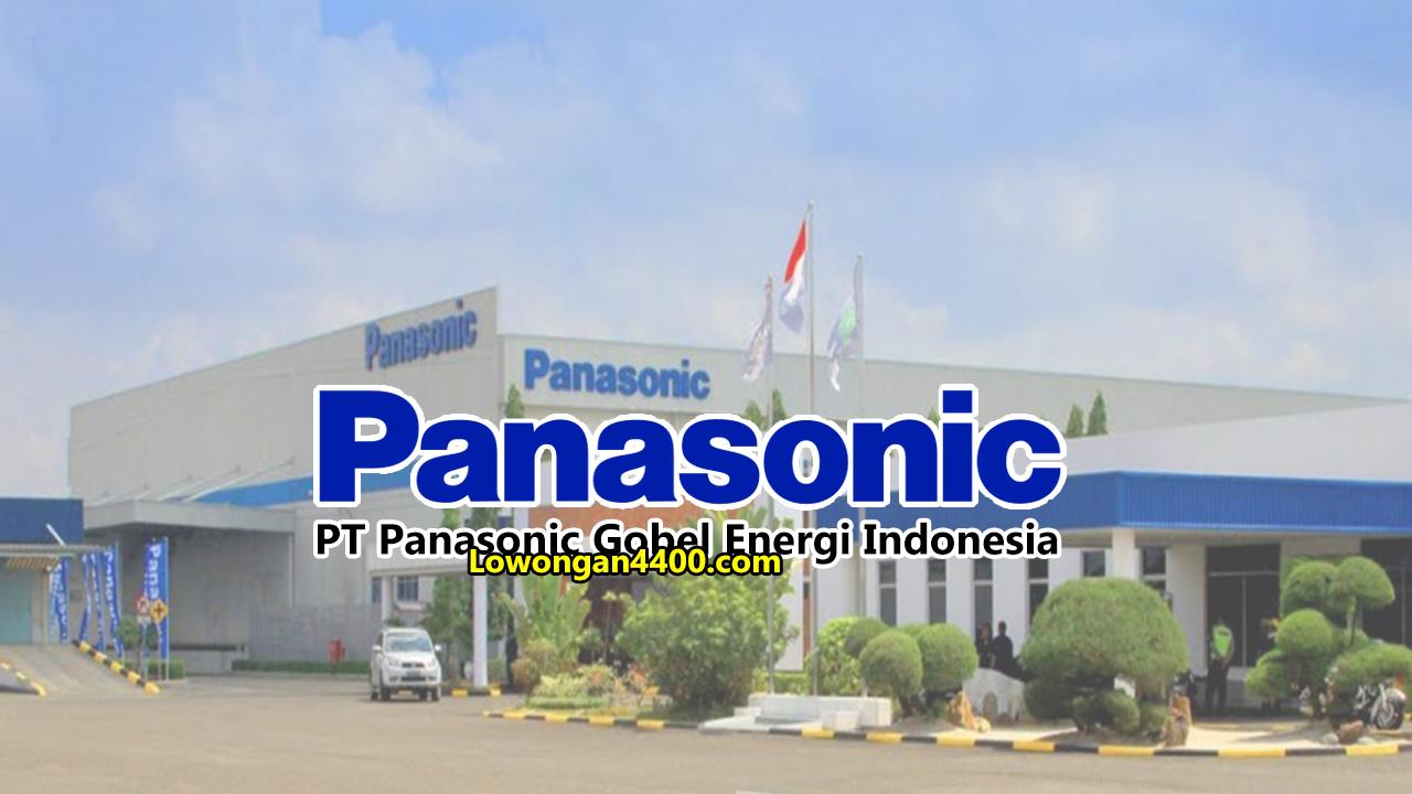 PT Panasonic Gobel Energi Indonesia Cibitung
