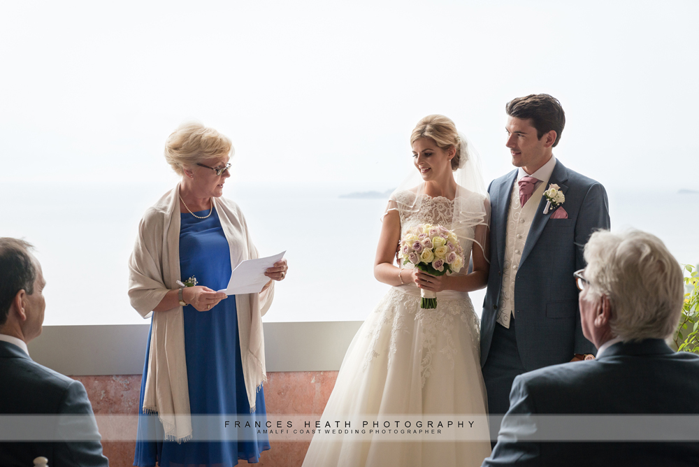 Mother of groom ceremony reading