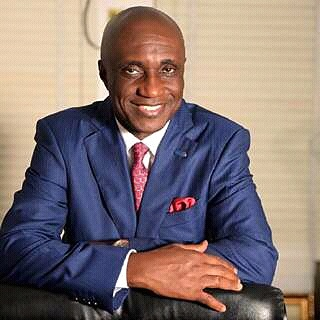 HURRAY!!!! PASTOR DAVID IBIYEOMIE IS 55
