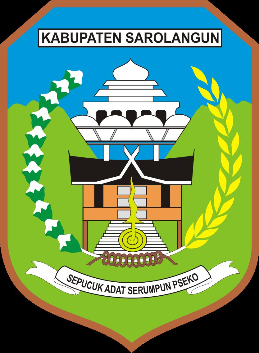 Logo Kabupaten Sorolangun Kumpulan Logo Lambang Indonesia