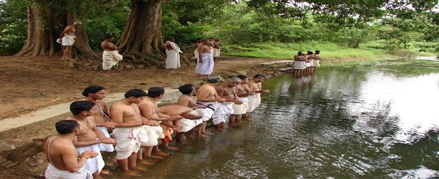 Hindu Rite Upakarma.