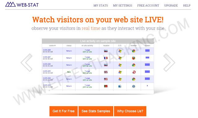 Web Stat