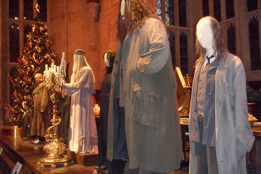 Warner Bros Studio Harry Potter Tour: Hogwarts In The Snow
