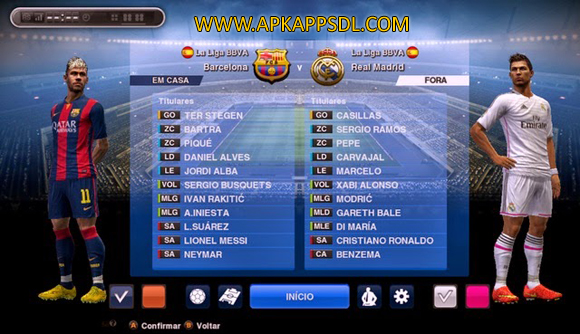Free Download Pro Evolution Soccer 2017 Apk + Data Android Full Latest Version