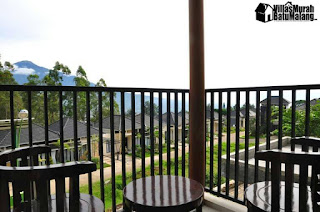 Villa Kolam Renang dekat jatim park