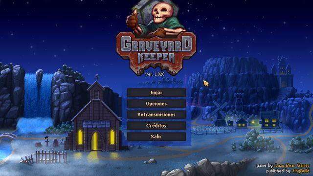 Graveyard Keeper PC Full Español