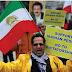 """Iraníes gritan """"muerte a Palestina"""" en las calles de Teheraá"""