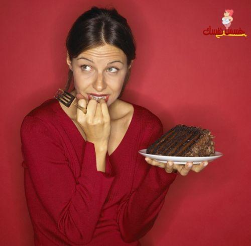 إنقاص الوزن 40 كيلو جرام برجيم الشوكولاتة