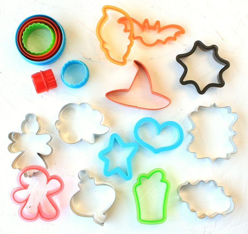 Basic cookie cutters