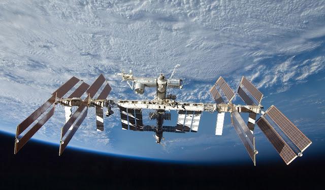 Stasiun Luar Angkasa Internasional (ISS)