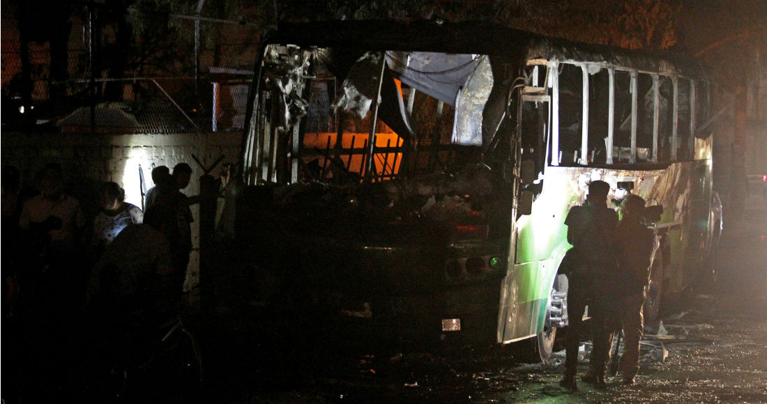 Elizabeth, la madre de Tadeo, muere por las quemaduras que causó el ataque del CJNG