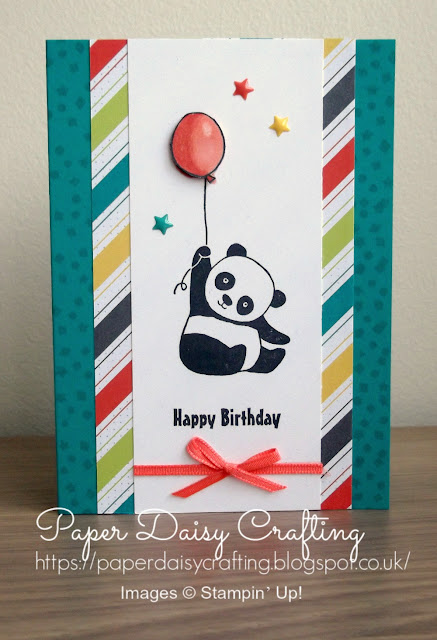 Party Pandas from Stampin' Up!