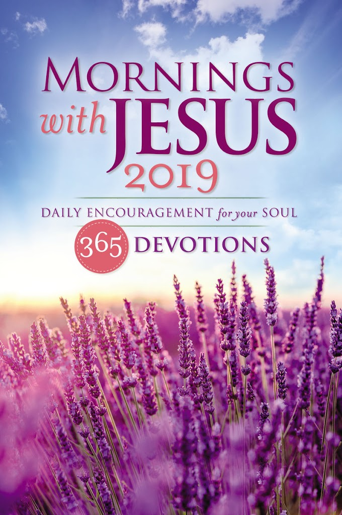 [PDF] Read Online and Download Mornings with Jesus 2019 By Guideposts