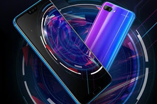 Honor 10 GT Unveiled ae the First Huawei Phone With 8GB RAM