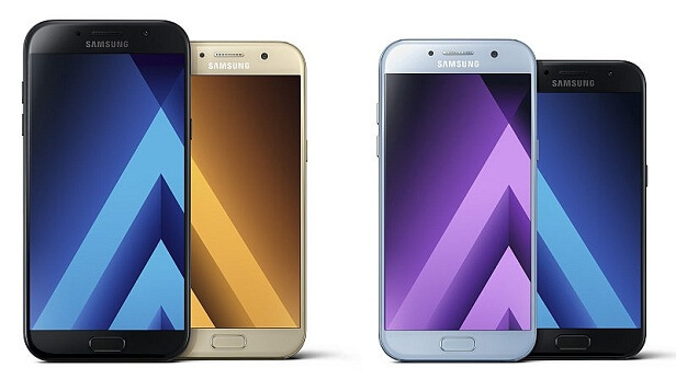 Samsung Galaxy A5 & A7 (2017)