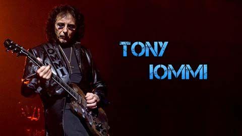 Biografía y Equipo de Tony Iommi