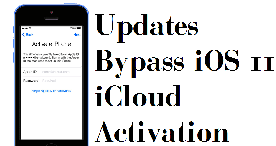 bypass activation lock ios 11.2