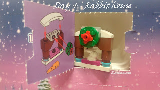 Lego Friends advent calendar 2017 day 4