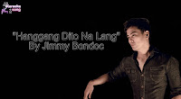 Hanggang Dito Na Lang by Jimmy Bondoc Music Bundle