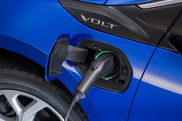 Charging port for 2016 Chevrolet Volt